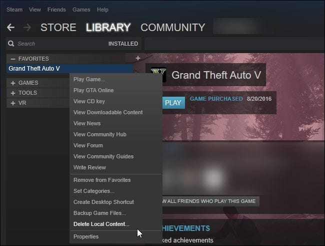 How to Move a Steam Game to Another Drive Without Re-Downloading It