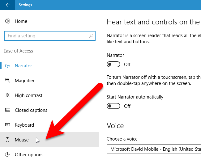 How to Change the Size and Color of the Mouse Pointer in Windows