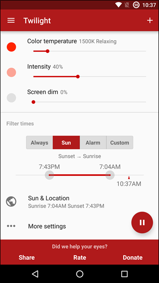 "How to Enable a ""Night Mode"" in Android to Reduce Eyestrain ilicomm Technology Solutions"