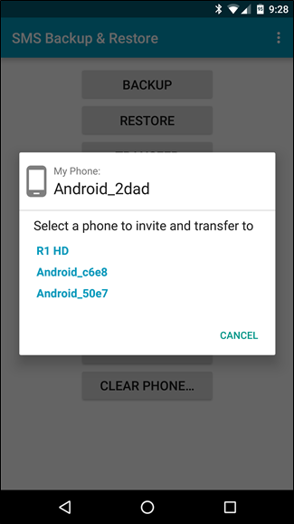 How to Transfer SMS Messages from One Android Phone to Another ilicomm Technology Solutions