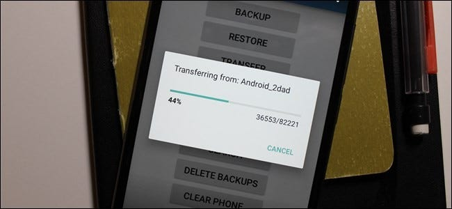 How to Transfer SMS Messages from One Android Phone to Another
