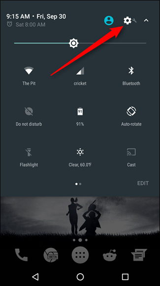 How to Reset Android's Application Launcher to the Default