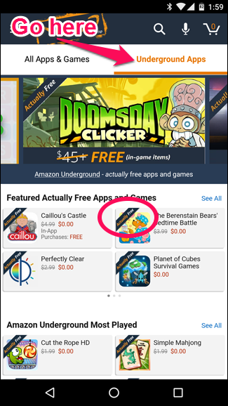 How to Get Tons of In-App Purchases for Free with Amazon