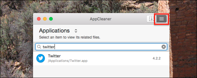 app-cleaner-search