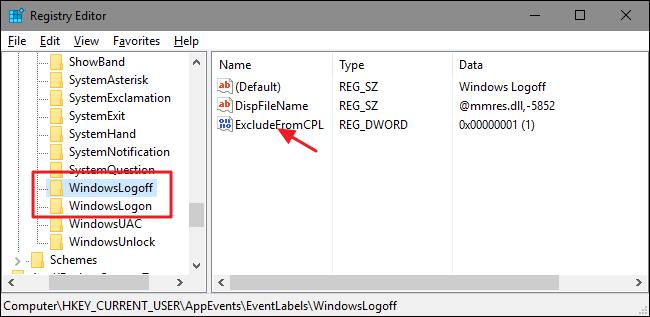 How to Change the Windows 10 Logoff, Logon, and Shutdown