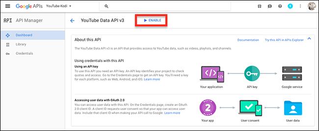 enable-youtube-api