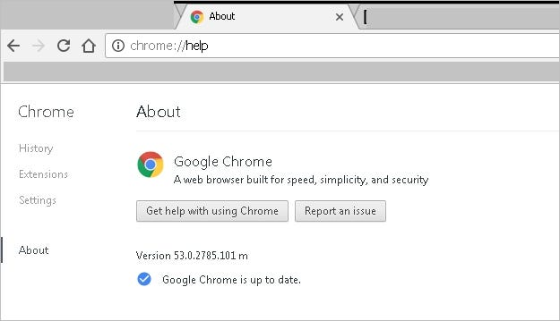 how to stop chrome from asking to update windows 7