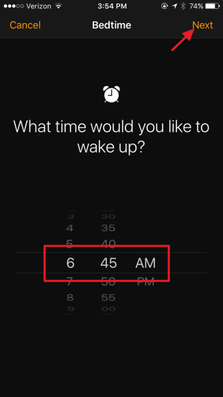 How to Enable Bedtime Reminders, Gentle Wakeups, and Sleep