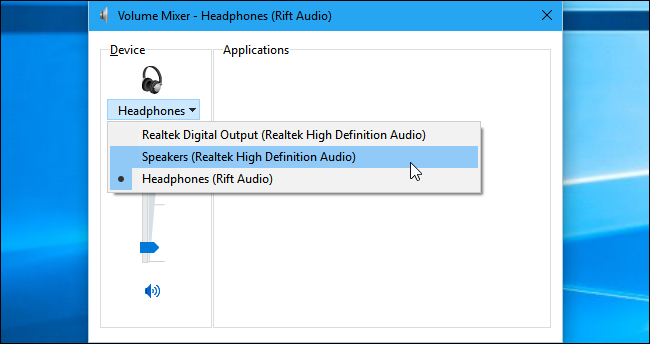 How to Change Your Audio Playback and Recording Devices on