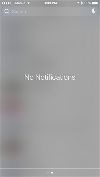 iphone how to clear all notifications at once