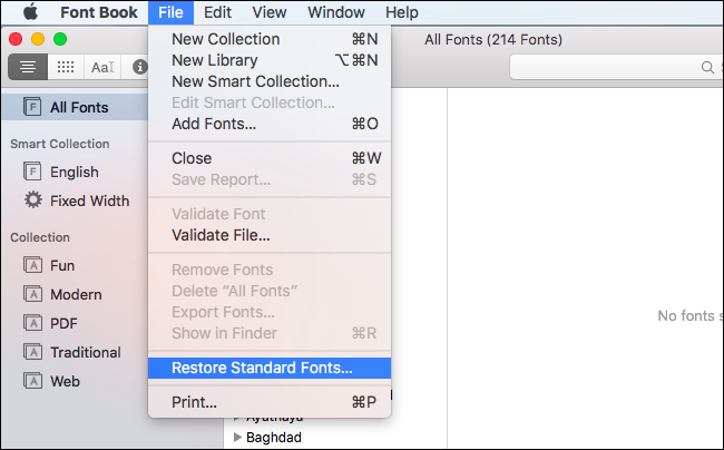 how to add fonts to mac computer