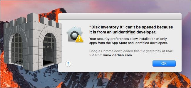 "How to Open Apps from ""Unidentified Developers"" on Your Mac"
