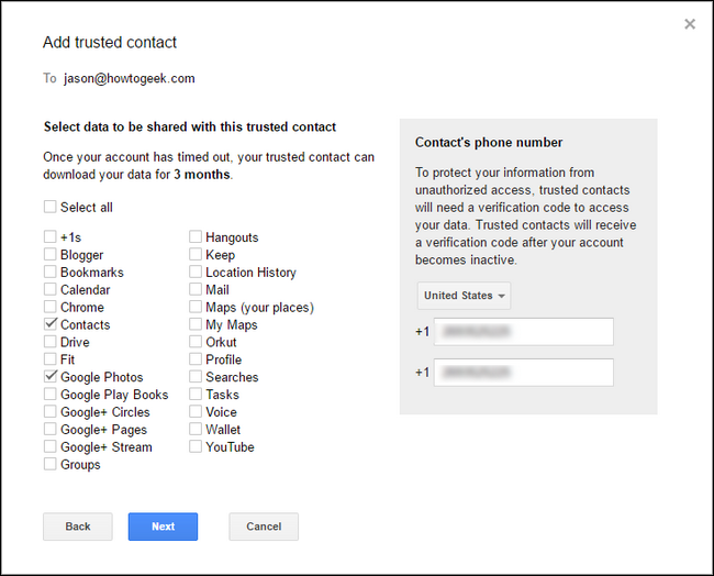 how to delete synced contacts from google account