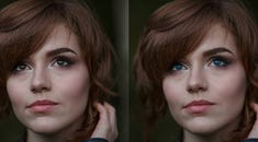 How to Change Someone's Eye Color in Photoshop