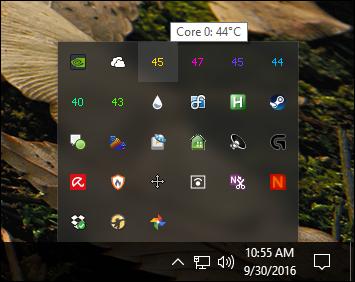 Computer Temp Checker