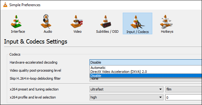 How to Fix Skipping and Lagging in VLC Playing High-Def