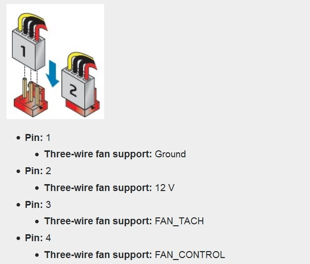 What Is the Difference Between Three- and Four-Pin CPU Fans?How-To Geek