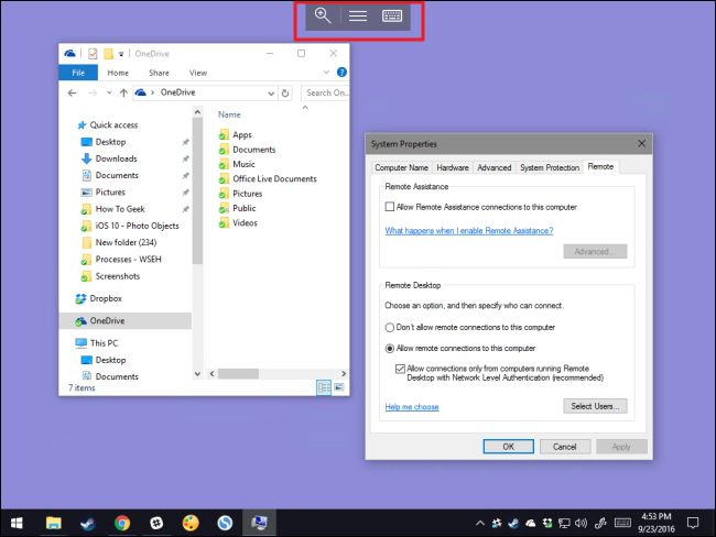 How to Connect to Windows Remote Desktop from Your iPhone or