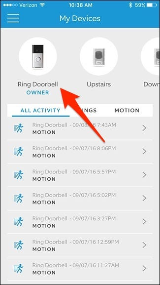 How to Factory Reset the Ring Doorbell