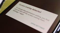 """How to Fix the """"Screen Overlay Detected"""" Error on Android"""