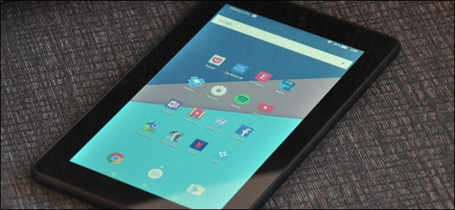 How to Make the $50 Amazon Fire Tablet More Like Stock Android
