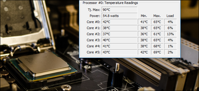 How To Monitor Your Computer S Cpu Temperature