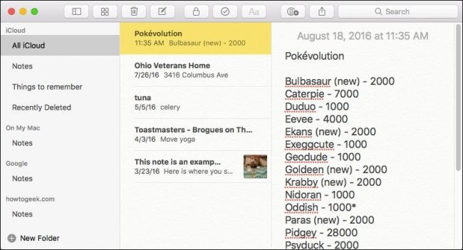 How to Increase the Font Size in macOS' Notes App (and Save Your Eyesight) ilicomm Technology Solutions