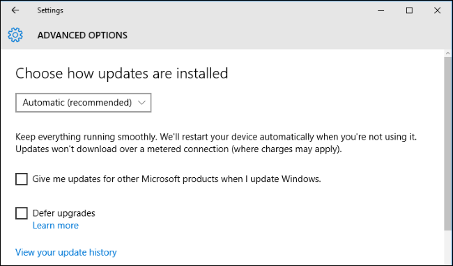 Why Your PC Hasn't Received Windows 10's Anniversary Update Yet and How to Get It ilicomm Technology Solutions