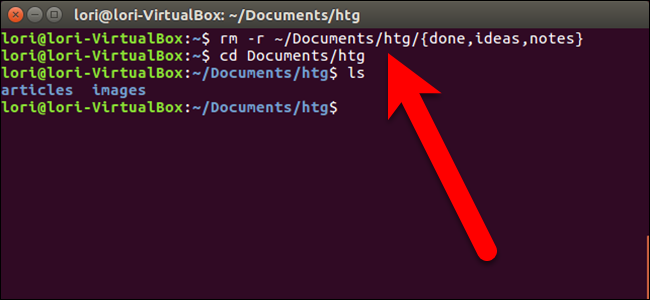 How to Remove Multiple Subdirectories with One Linux Command