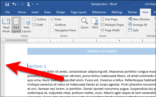 microsoft word how to move pictures freely
