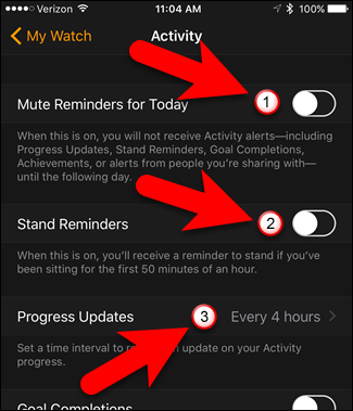 how to get all notifications on apple watch