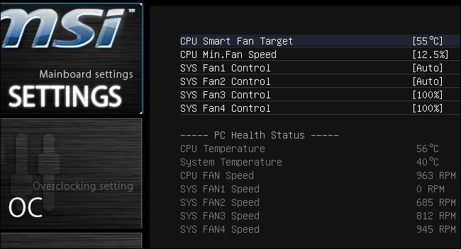 Dell Linux Fan Control