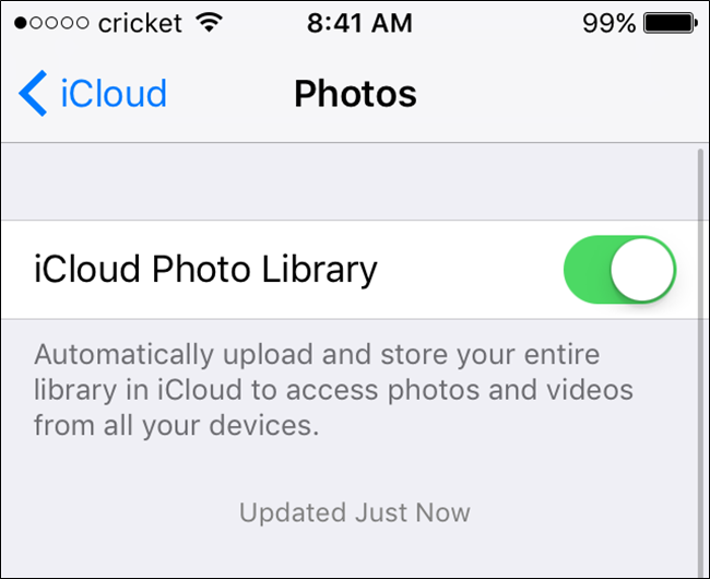 Take Control of Your Smartphone's Automatic Photo Uploads