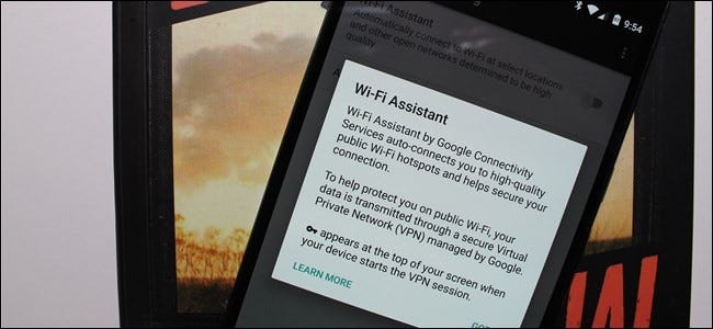 How to Use Android's Wi-Fi Assistant to Safely Connect to
