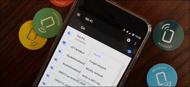 How to Create an NFC Tag That Connects Any Android Phone to