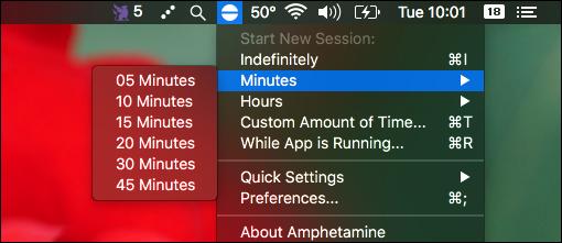 amphetamine-minutes