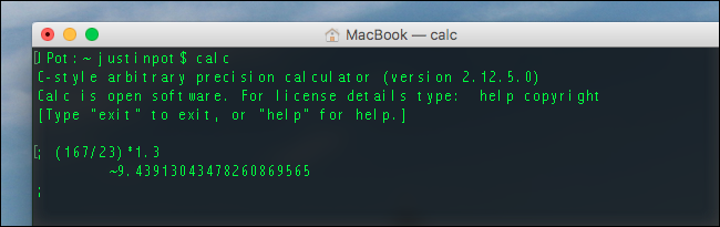 The Best Command Line Tools You Can Get on Your Mac With