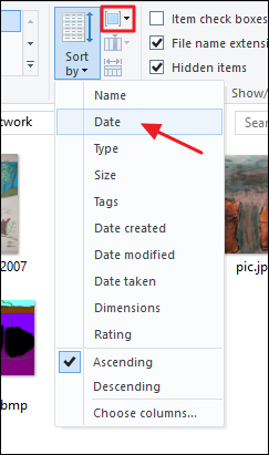 Were Going To For Our Picture Folders But There Is Obviously A Lot More Folder Customization You Could Do If Youre Using The Details Or List View