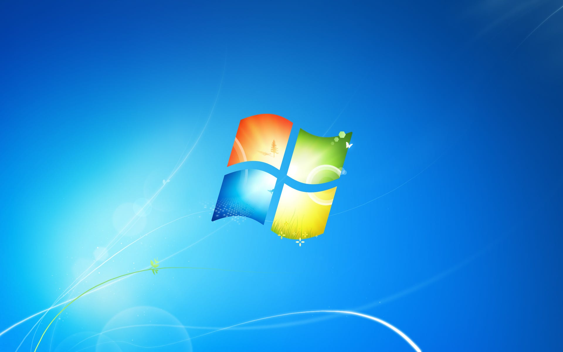 How to Make Windows 10 Look and Act More Like Windows 7 Windows 7 Classic Wallpaper