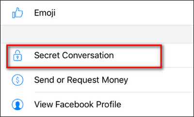 "How to Encrypt Your Facebook Messages with ""Secret"