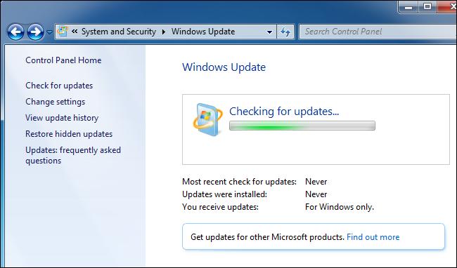 Hướng Dẫn Cách Xử Lí Khi Windows Update Bị Treo - AN PHÁT