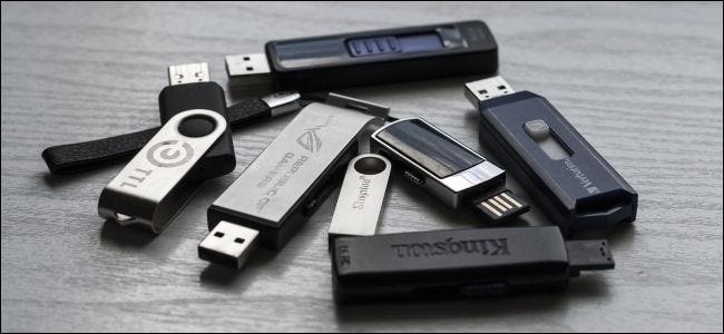 usb drive not showing up windows 7
