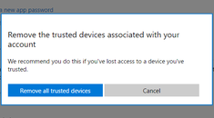 """How """"Trusted Devices"""" Work on Windows 10 (and Why You No Longer Need to """"Trust This PC"""")"""
