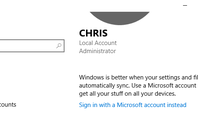 All the Features That Require a Microsoft Account in Windows 10