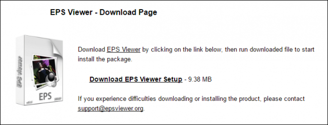 How To Open An Eps Image File On Windows