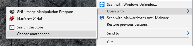 How to open an eps image file on windows eps viewer doesnt come with any preferences so if your eps files doesnt automatically open with it the right click on the file and choose open with ccuart Choice Image