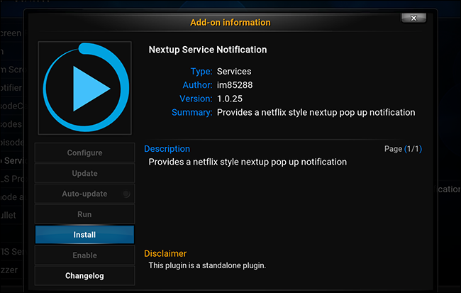 How to Make Kodi Automatically Play the Next Episode (Like