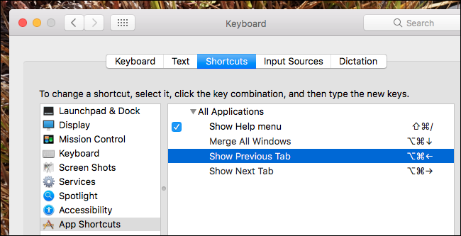 macos-tabs-custom-keyboard-shortcut