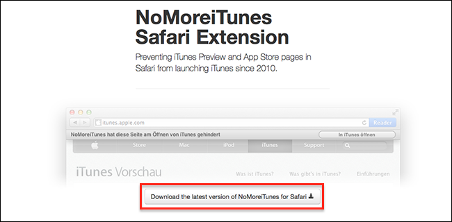 How to Stop iTunes From Launching When You Open App Store