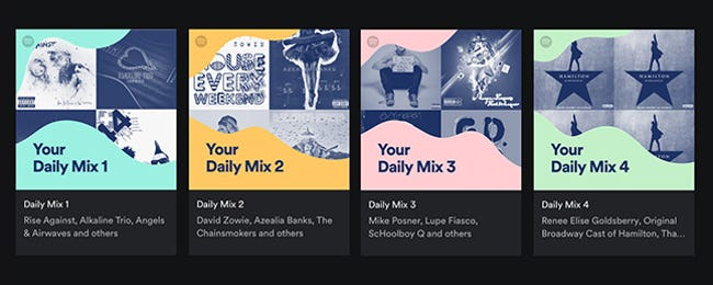Press Play and Go: Spotify's Daily Mixes Are the Best Auto-Playlists Yet